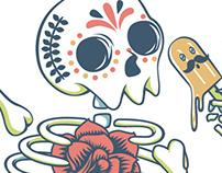 Posters: ONCE de los Muertos
