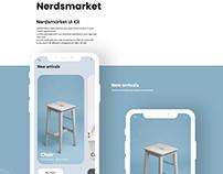 Nerdsmarket mobile app kits