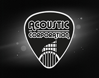 Digipak for Acoustic Corporation
