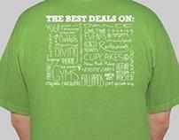 LivingSocial Event T-Shirts