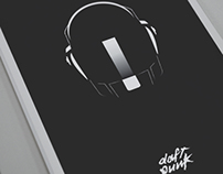 DaftPunk / Artwork-Poster