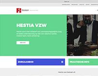 Alexianen - Web Design
