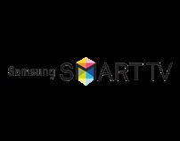 Samsung Smart TV Mockup