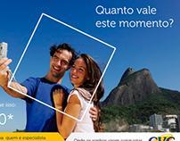 Anúncios CVC