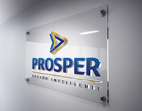 Design de Marca - Prosper