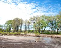 Séjour au bord du fleuve, de Port-Neuf à l'île dOrléans