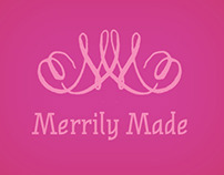 Logo: Merrily Made