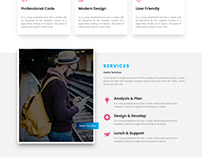 Grasp | Creative Agency Template For Your Business