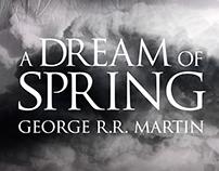 Book Cover | A Dream of Spring