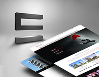 Premium Web Presence Design for Real Estate Group