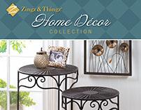 Zingz Home Décor Catalog 2016