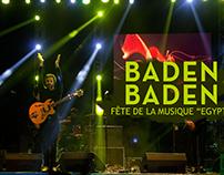 """Baden Baden Band """"Fête de la Musique""""."""