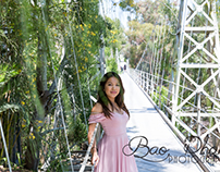 Spruce Street & Quince Street Bridge Photoshoot