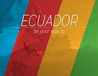 ECUADOR - ama la vida