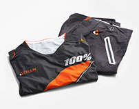 100% Mountain Biking Apparel