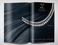 Kafkas Mücevherat Dergi Reklam Çalışmaları