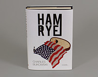 Ham on Rye Dust Jacket Concepts