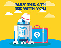 MAY THE 4TH BE WITH YOU - WITH SEETIES