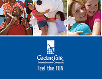 Cedar Fair Overview Brochure
