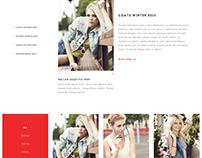 Nrgfashion - Fashion Design Joomla Template