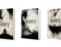 The Hobbit Watercolor Book Cover