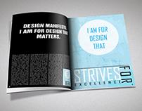 New Graphic Design - Magazine Brief