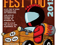 Fest Too 2013 Poster