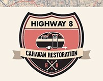 HIGHWAY 8 // CARAVAN RESTORATION