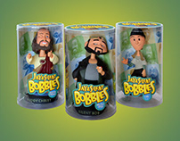 Jay & Silent Bobbles Toy Packaging