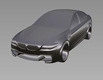 BMW M5 - WIP