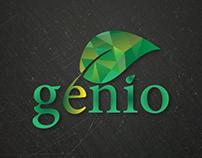 Genio Corporate Identity Mockup