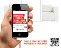 Red Cross - Virtual Blood Bank