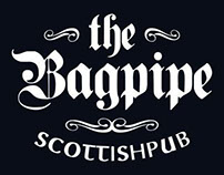 The Bagpipe - Logo