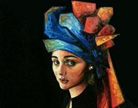 """""""Vermeer meets Picasso"""""""