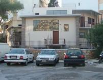 Restoration of sculptress Froso Menegaki's home