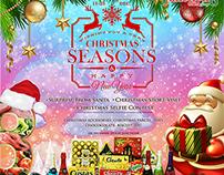 CHRISTMAS SEASON & HAPPY NEW YEAR
