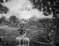 """Espacio Compañía - """"A quiet place for Frida"""""""