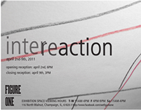 interreaction: an exhibition space proposal