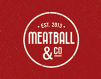 Meatball & Co. Identity + Site