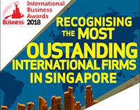 SBR &HKB International Business Awards 2018