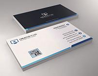 Color Shape Business Card