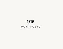 1/16 Portfolio