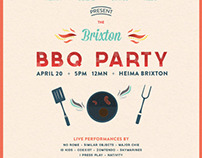 Brixton BBQ Party