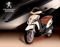 PEUGEOT Scooters Geostyle