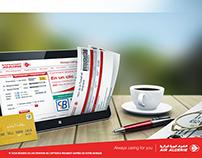 Air Algérie E-payement