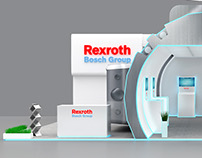 Rexroth: Bosch Group Exhibition design