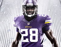 Nike Football - Minnesota Vikings Uniform