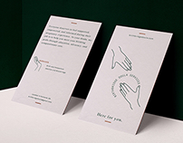 BirthBridge Doula Services Branding