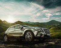 Mercedes-Benz GLA / 2016 / Colombia - Sancho BBDO