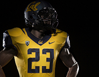 Nike Football - Cal Bears Uniform